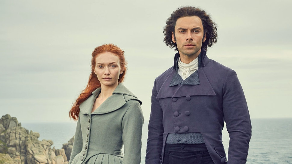 When Does 'Poldark' Series 5 Start? Aidan Turner & Eleanor Tomlinson