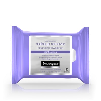 Neutrogena Makeup Remover Night Calming Cleansing Towelettes