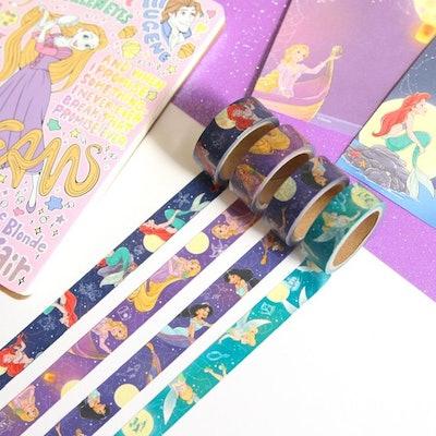 Disney Princess Washi Tape