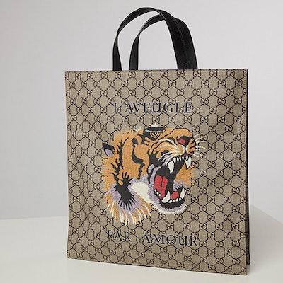 Marni Senofonte's Personal Gucci Tote Bag