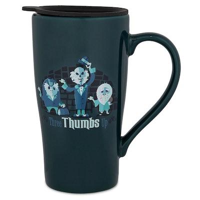 The Haunted Mansion Travel Mug
