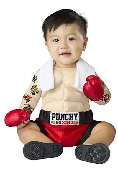 IFK Baby Boys' Boxer Costume