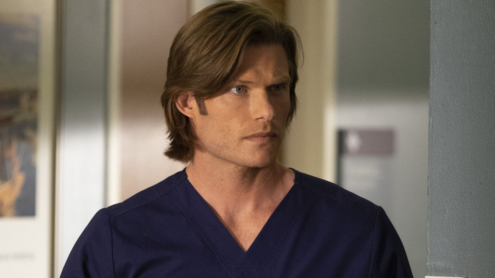 Who Is Link On 'Grey's Anatomy'? The New Ortho God Is ...
