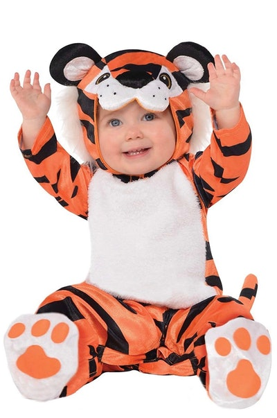 Amscan Tiny Tiger Costume