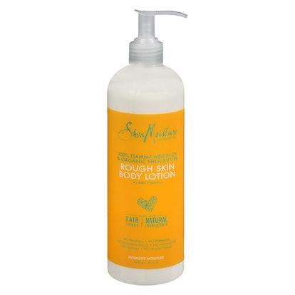 100% Tsamma Melon Oil & Organic Shea Butter Rough Skin Body Lotion