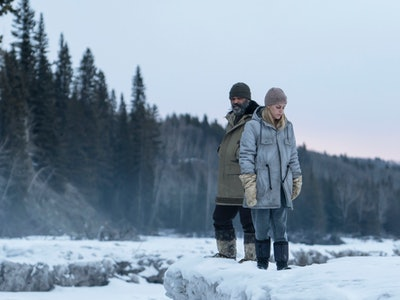 "Netflix's ""Hold The Dark"" Series"
