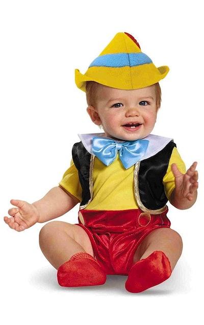Disney Baby Boys' Pinocchio Infant Costume
