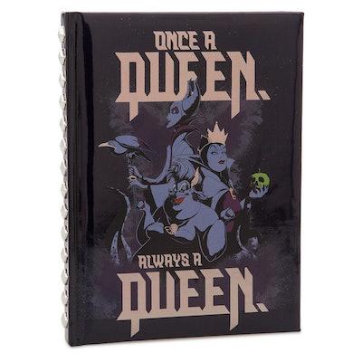 Disney Villains Journal