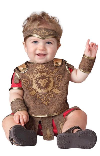 InCharacter Baby Boy's Gladiator Costume