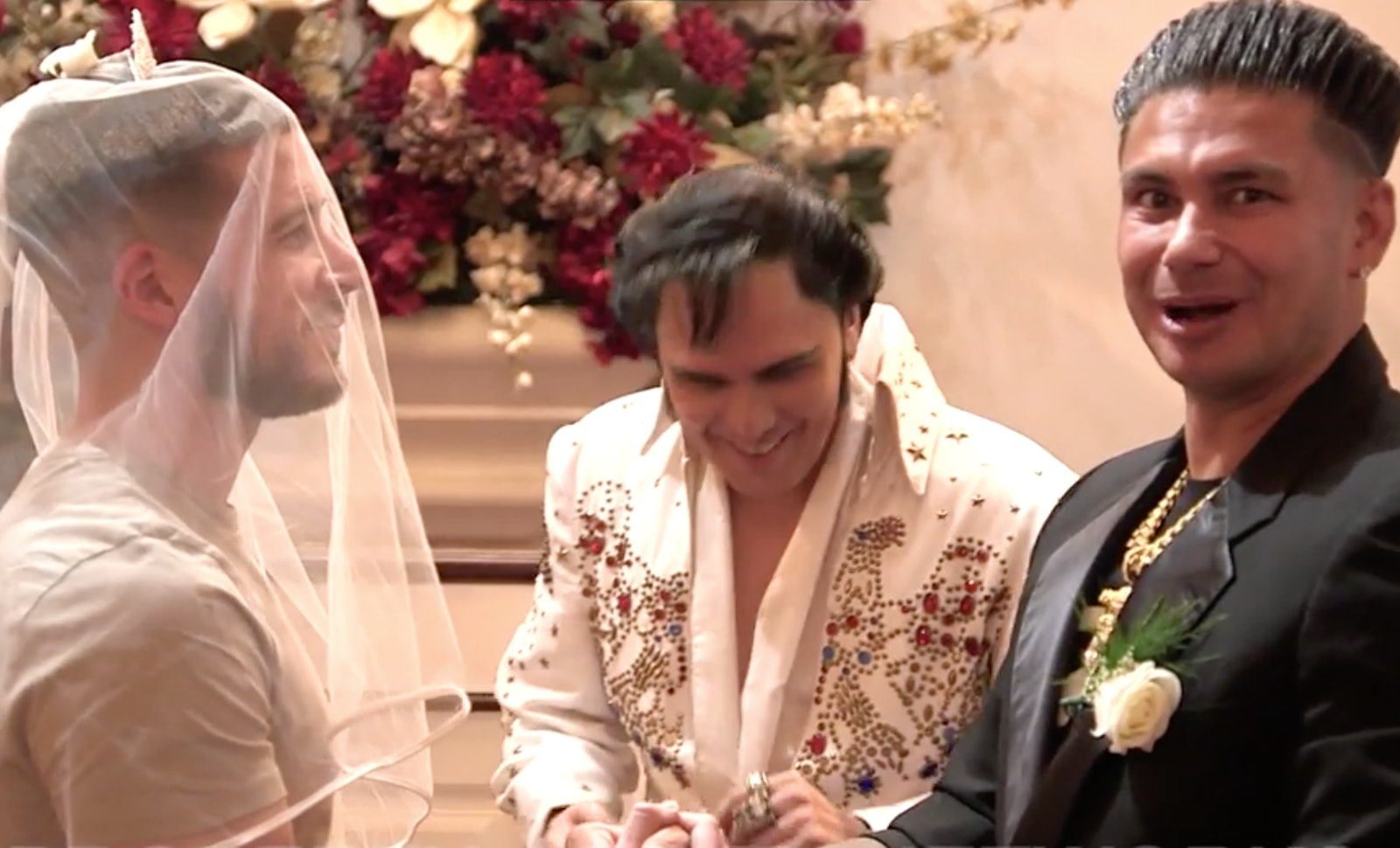 Pauly d married