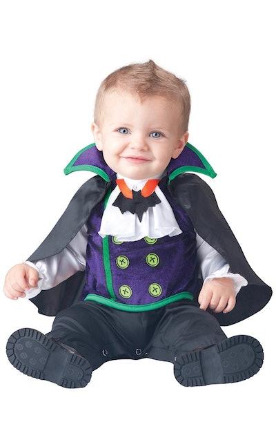 InCharacter Baby Boy's Count Cutie Vampire Costume