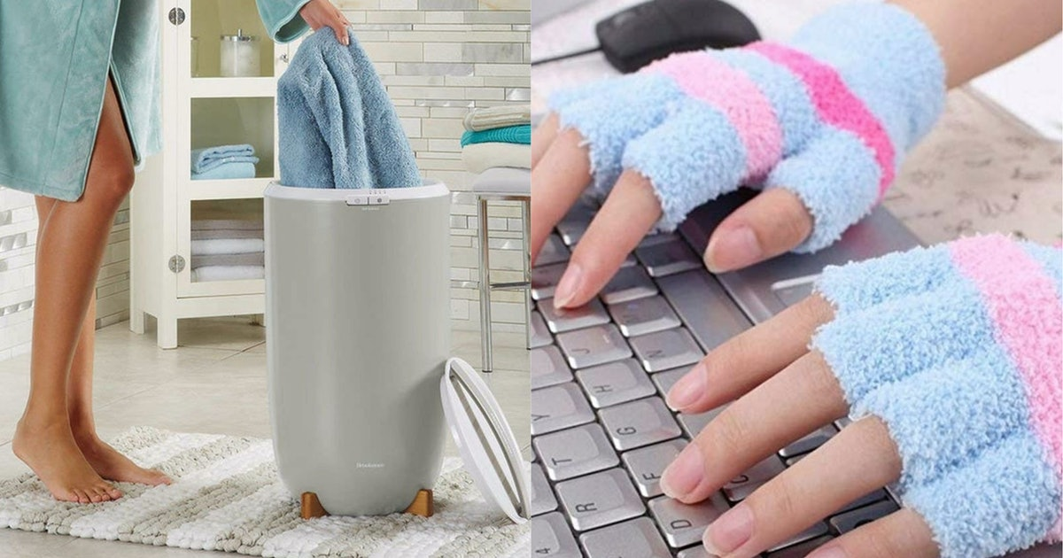 19 Items For People Who Are Always Cold