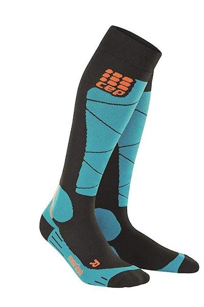 CEP Unisex Ski Merino Compression Socks