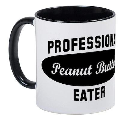 CafePress - Pro Peanut Butter Eater Mug