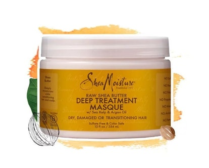 Raw Shea Butter Deep Treatment Masque