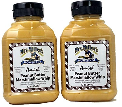 Amish Peanut Butter Marshmallow Whip