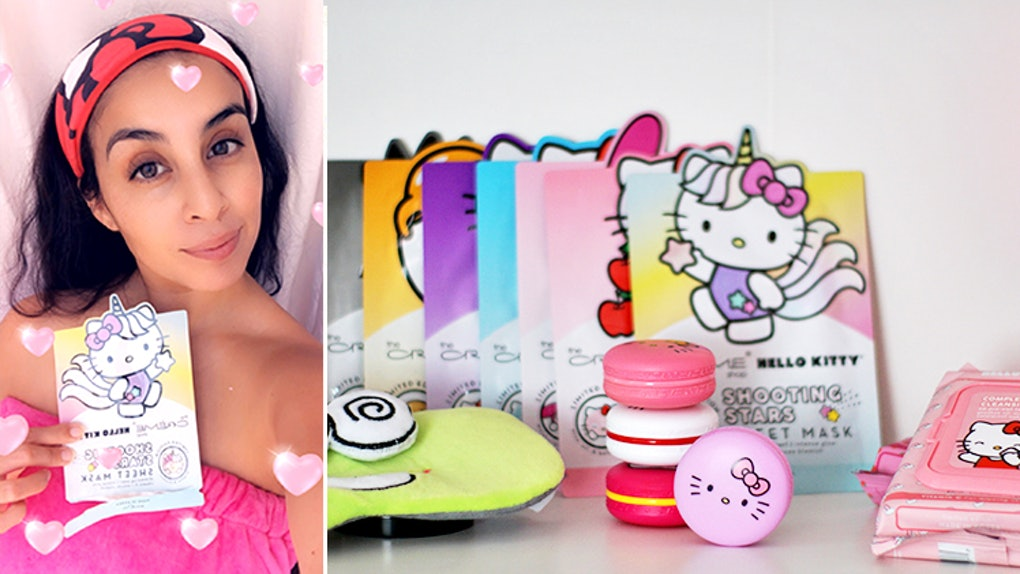 a083965b7 This Crème Shop x Sanrio Collaboration Will Bring Back Your Childhood For  Less Than $10