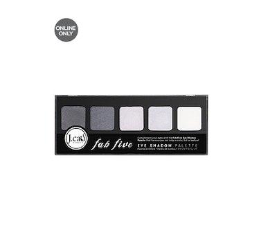 J. Cat Beauty Fab Five Eyeshadow Palette
