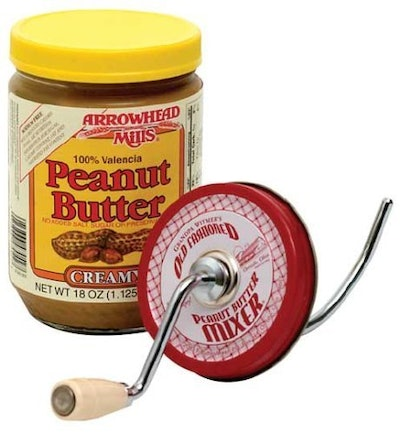 Witmer Company Witmer Products Peanut Butter Mixer