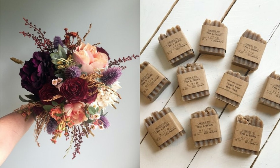 17 Things That Are Perfect For A Fall Wedding