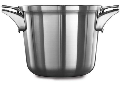 Calphalon Premier Space Saving Stainless Steel Soup Pot