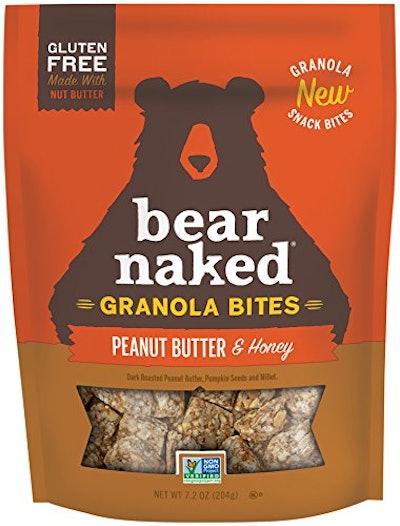 Bear Naked Peanut Butter and Honey Bites