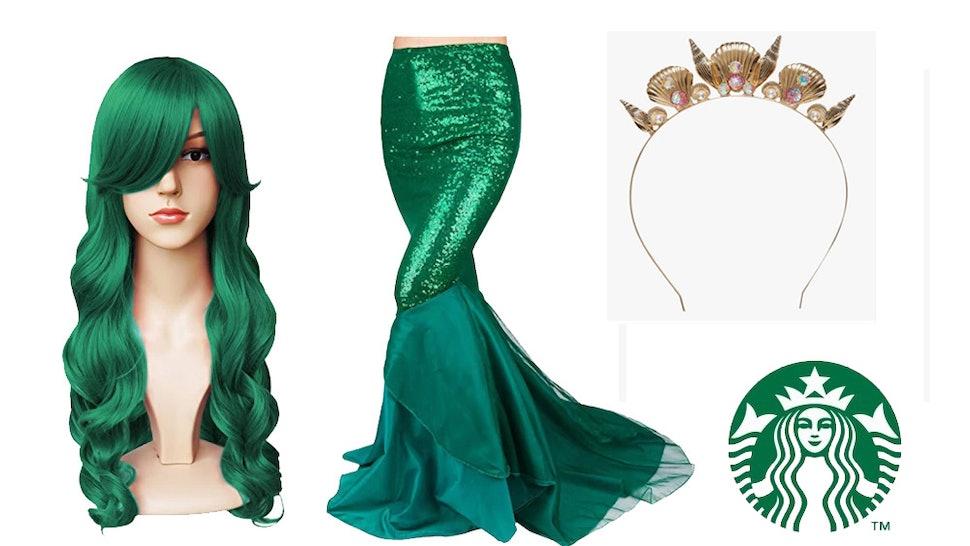 8 Starbucks Inspired Halloween 2018 Costumes Every Loyal