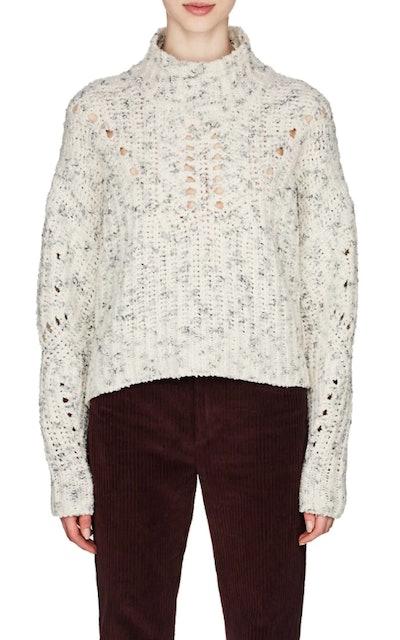 Jilly Crop Sweater