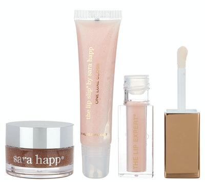 Sara Happ Pumpkin Spice Latte Lip Scrub Kit