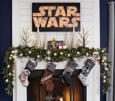 Star Wars Stocking Collection