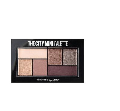 Maybelline The City Mini Palette Chill Brunch Neutrals