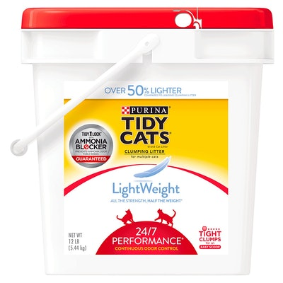 Purina Tidy Cats LightWeight Clumping Cat Litter