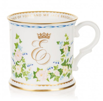 Princess Eugenie & Mr. Jack Brooksbank Royal Wedding Tankard