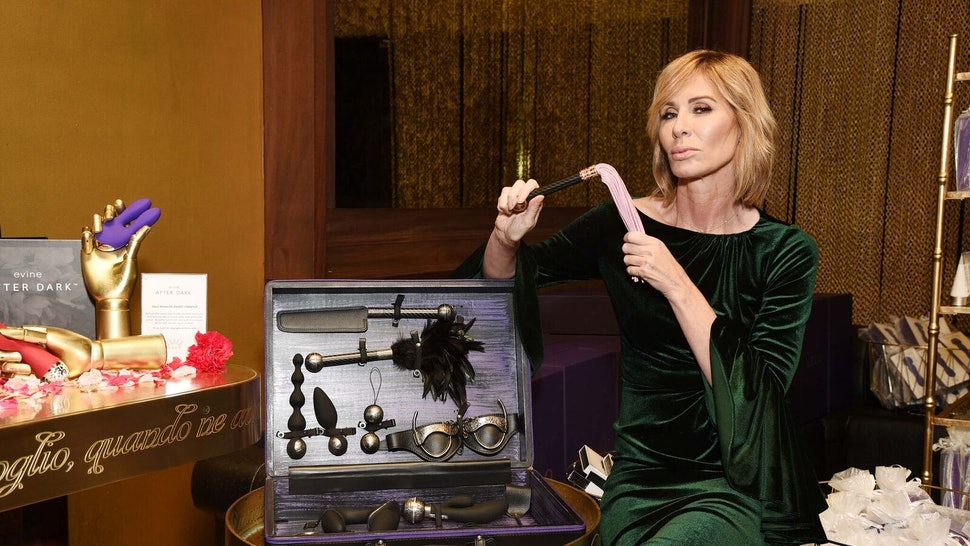 Carole Radziwill Tells Us The Sex Advice She'd Give Her