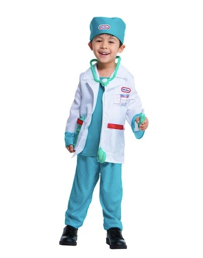 Little Tikes Doctor Costume