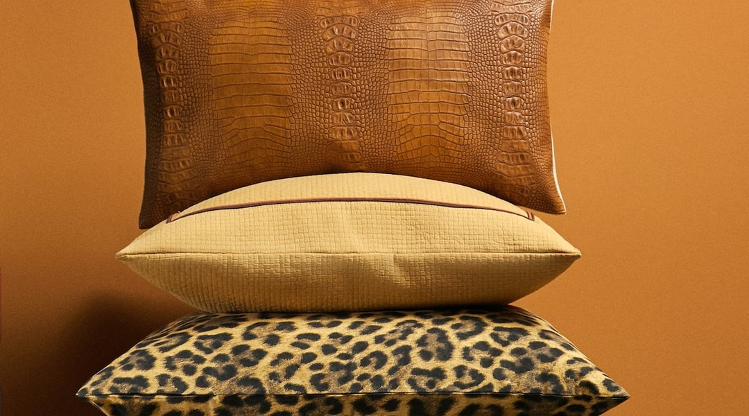 These Animal Print Home Decor Pieces Will Give Your E The Perfect Fall Aesthetic