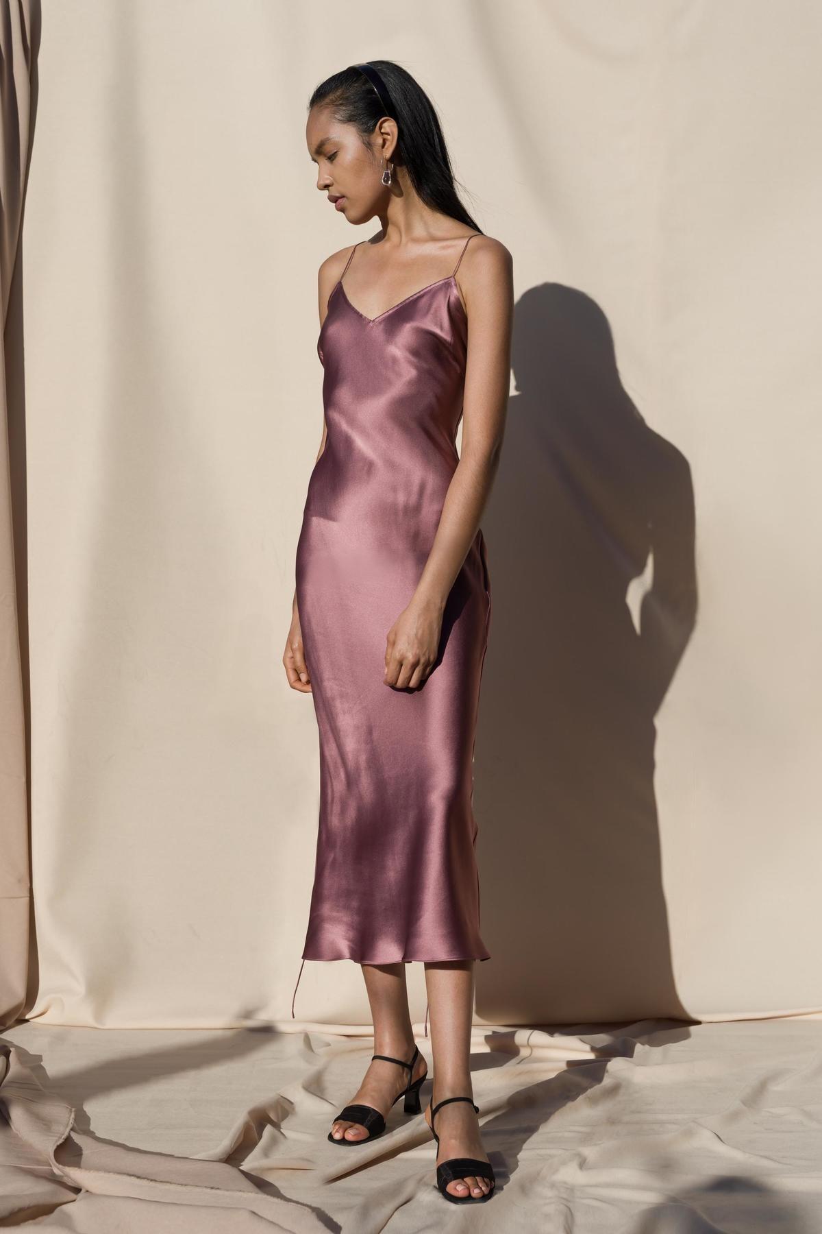 Sandoval Slip Dress