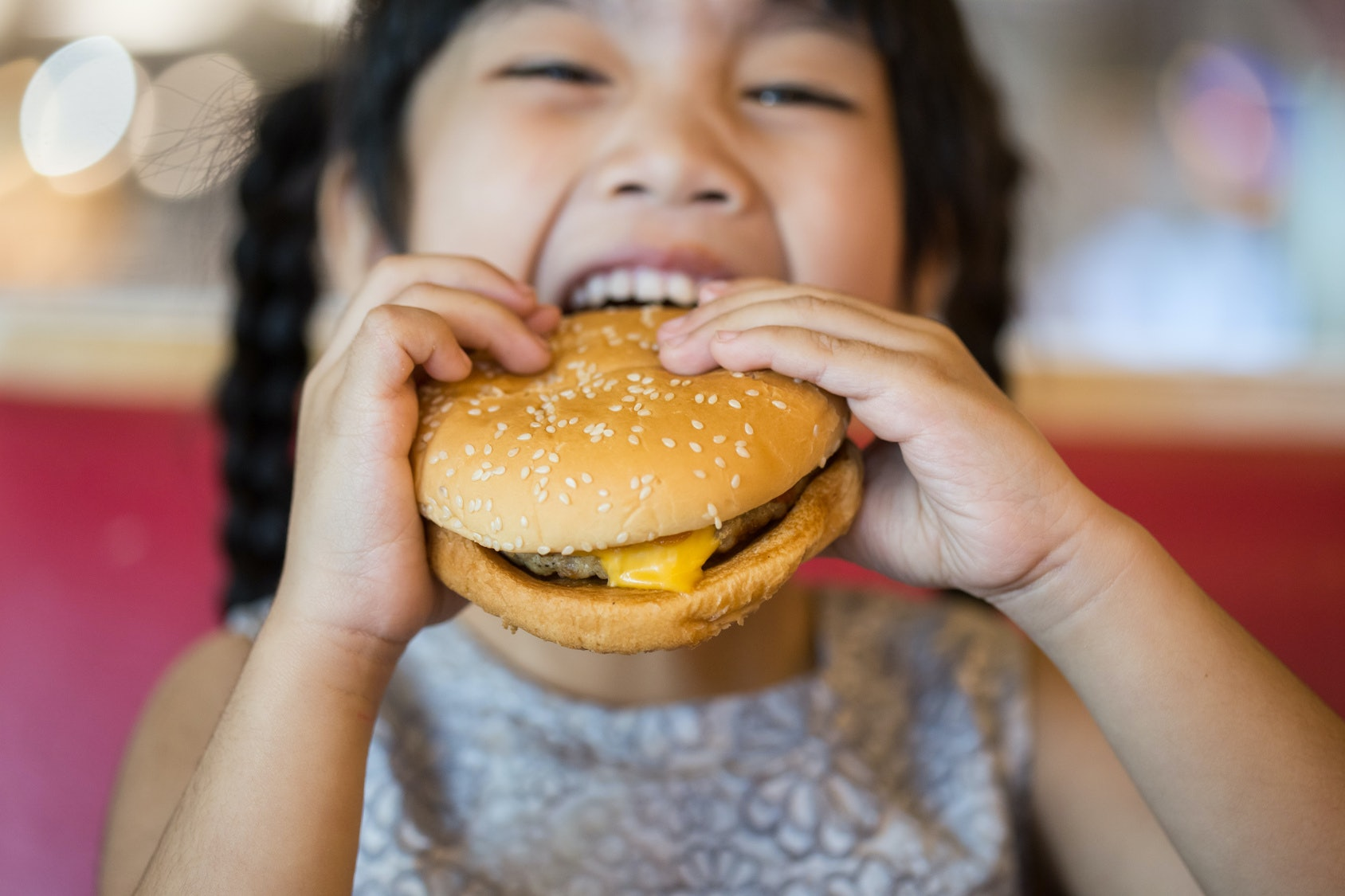 American Kids Are Eating More Fast Food Than Before