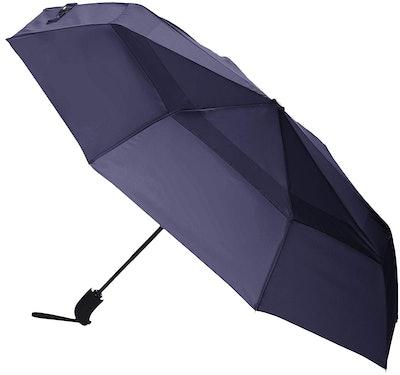 AmazonBasics Umbrella, Navy Blue