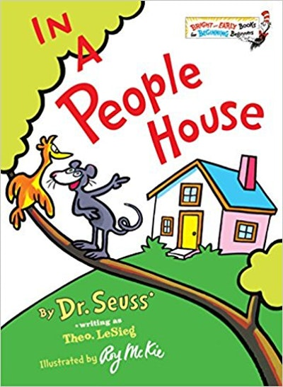 'In A People House' by Dr. Seuss