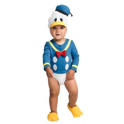 Donald Duck Baby Costume Collection