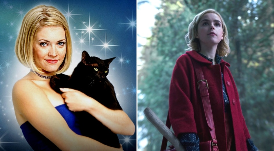 Image result for melissa joan hart cameo on sabrina