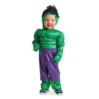Hulk Costume for Baby