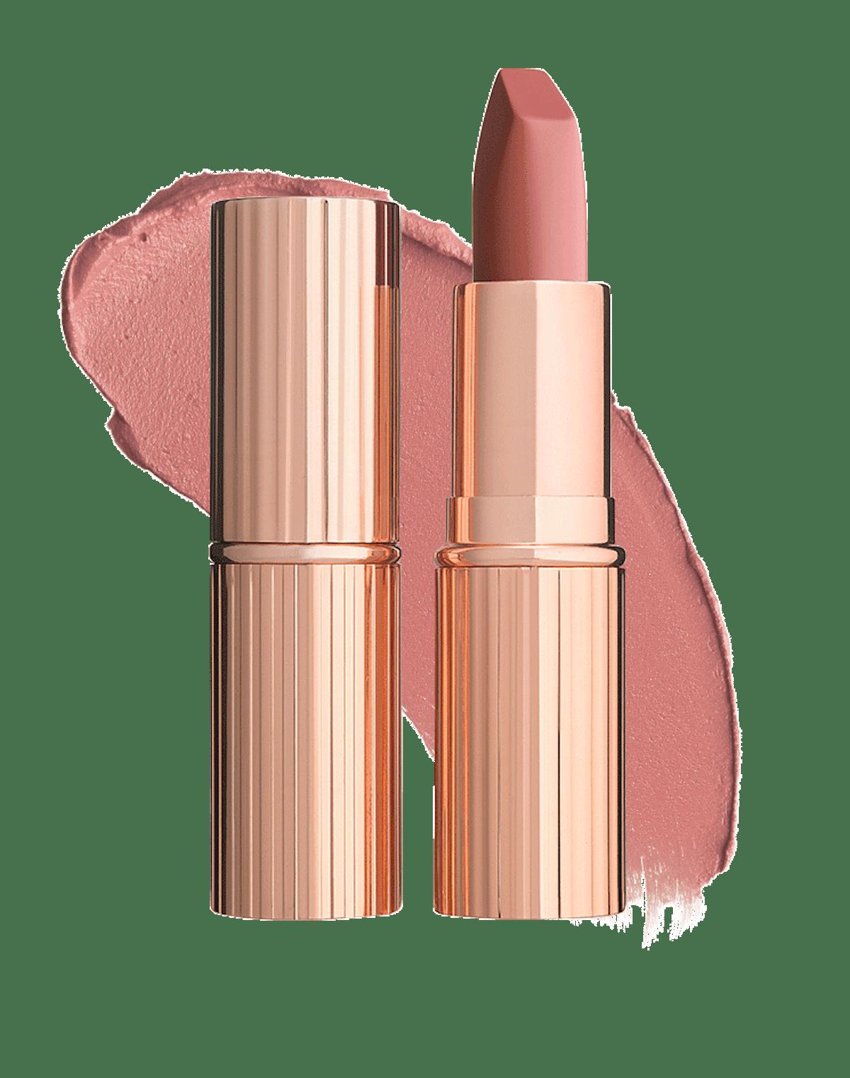 "Matte Revolution Lipstick in ""Pillow Talk"""