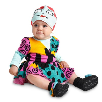 Sally Costume Collection for Baby - 'The Nightmare Before Christmas'