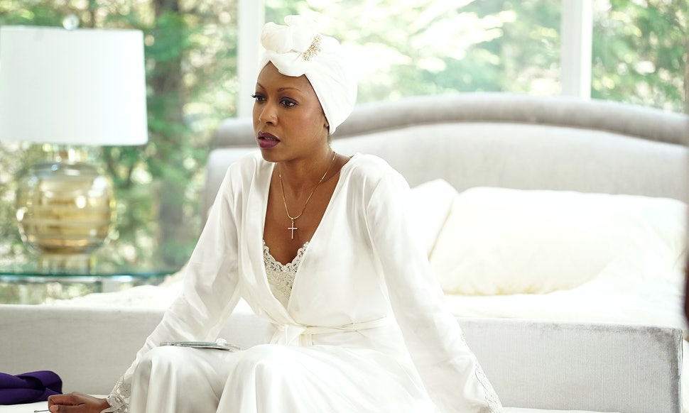 Whitney Houston Wedding   Who Plays Whitney Houston In The Bobby Brown Story A Luke Cage