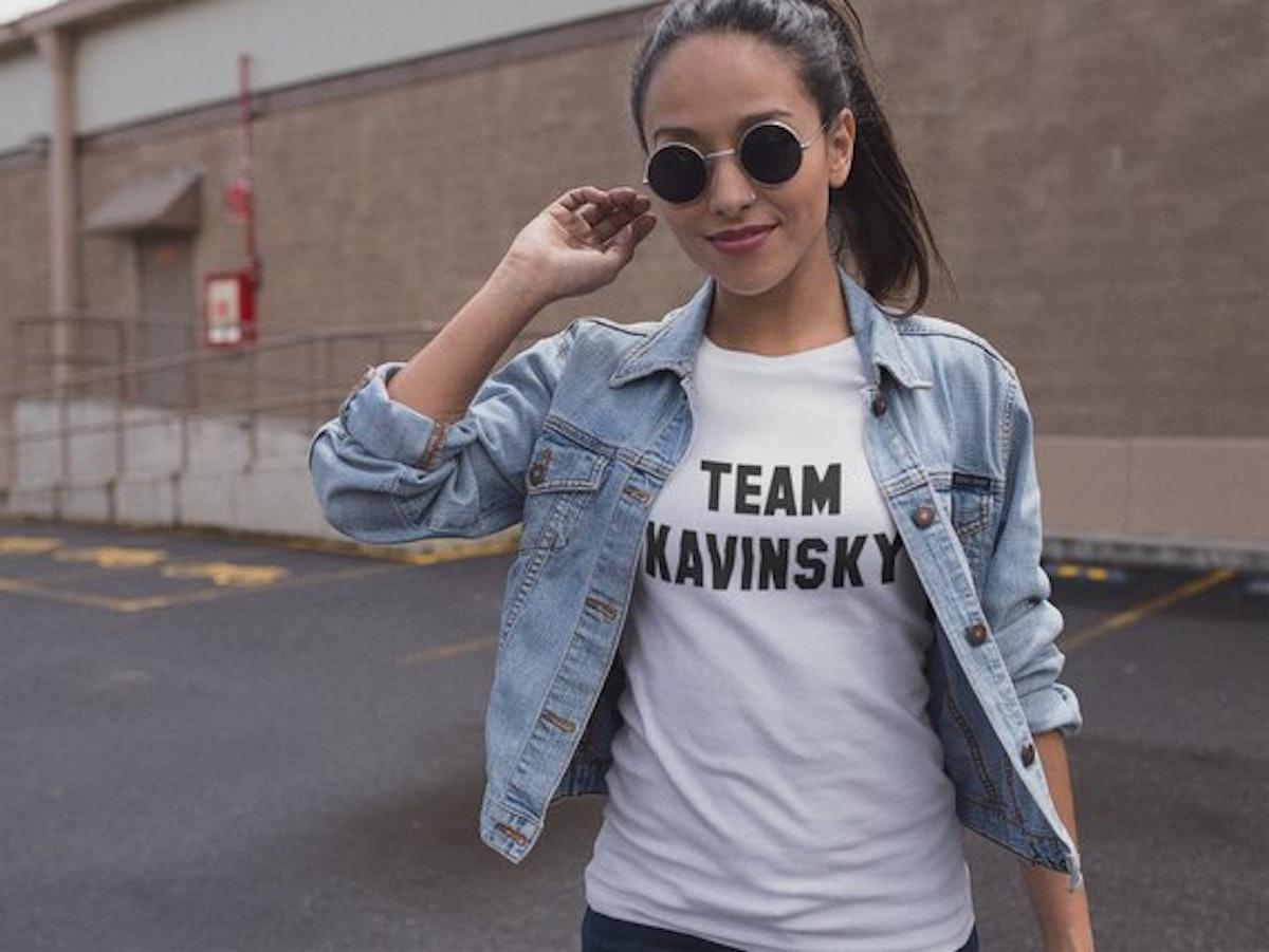 Team Peter Kavinsky T-Shirt