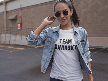 Team Peter Kavinsky T-Shirt