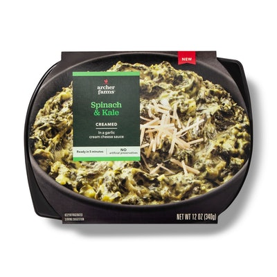 Archer Farms Creamed Spinach And Kale