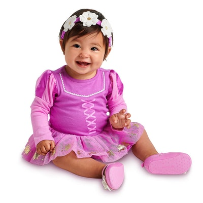 Rapunzel Costume Collection for Baby